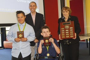 Recipients Outstanding Achievers Sports Awards 2013